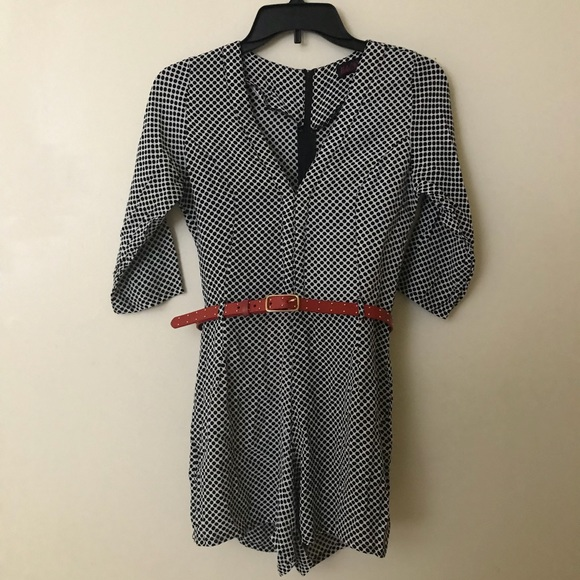 Urban Outfitters Pants - Polka dots romper from urban outfitters